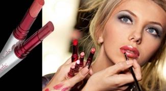 Как правильно краситься губной помадой