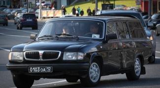 Что означают черные номера на машине