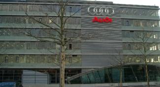 Produces Audi