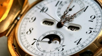 What is the chronometer wristwatch