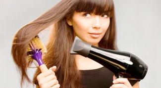 Зачем нужна функция ионизации на фене для волос?