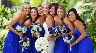 Что должна делать подружка невесты на свадьбе