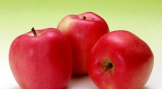 Какие витамины находятся в яблоках