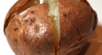 Как приготовить печеный картофель в фольге