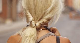 Как обесцветить волосы