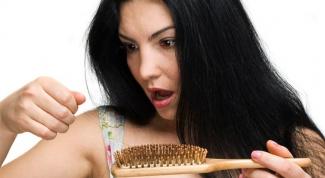 Самые эффективные маски против выпадения волос
