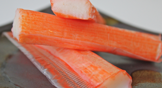 What can you make out of crab sticks