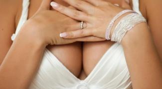 Как можно увеличить грудь без хирургического вмешательства