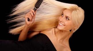 Народные средства от выпадения волос