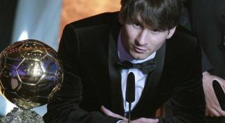Кто лучший футболист в мире