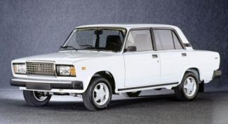 Сколько стоит ВАЗ-2107