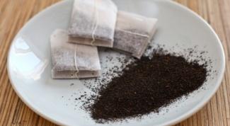 Рецепты масок из черного чая