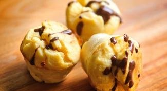 Печем маффины из кокосовой муки