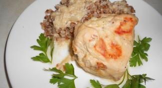Рецепт курицы со сметаной в мультиварке