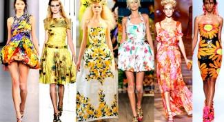 7 главных модных трендов лета 2014