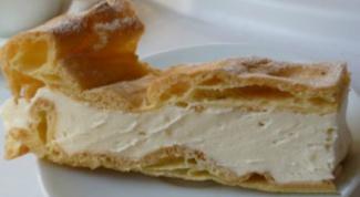 Польский пирог «Карпатка»