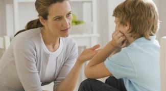 Разговор с ребенком о сексе