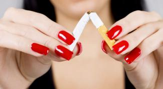 Как не растолстеть после того, как бросил курить