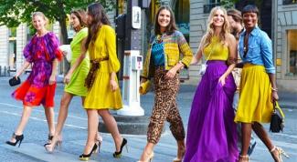 Как выглядеть модно этой весной