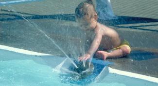 Закаливание детского организма