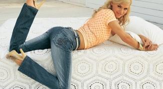 Как отремонтировать джинсы если они протерлись