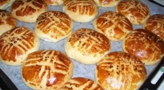 Как приготовить турецкие булочки
