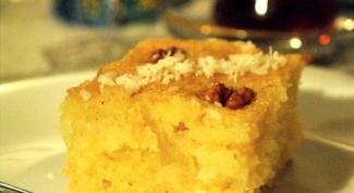 Десерт «Шамбали»