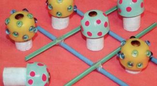 Как сделать игру крестики-нолики из грибов