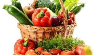 В чем польза вареных овощей
