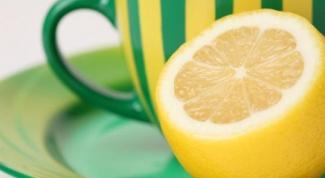 Полезные свойства лимонной воды