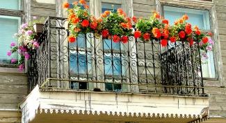 Как преобразовать балкон