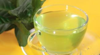 Как сбросить вес с помощью зеленого чая