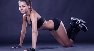 3 простых упражнения для бедер и ягодиц