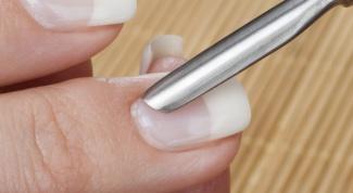 Как ухаживать за кутикулой ногтей