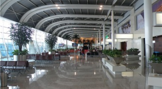 What dreams airport