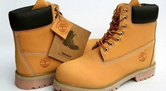 Как распознать оригинальные ботинки timberland