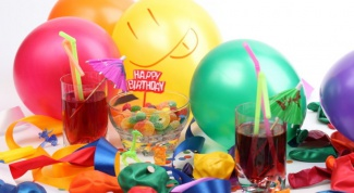 How to entertain guests at the birthday party