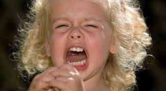 Как реагировать на истерики ребенка