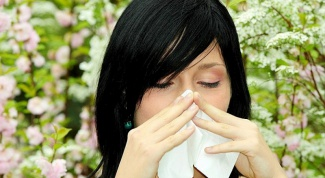Как и когда проявляется аллергия на цветение