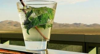 Как сделать коктейль мохито