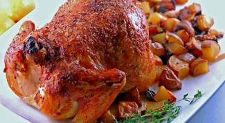 How to make chicken crispy crust
