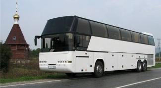 Как ходит автобус Москва-Курск