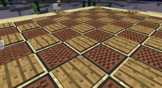 How to make floor in Minecraft