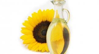How to boil sunflower oil in a water bath