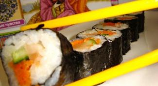 Суши по-корейски