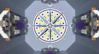 Как в Майнкрафте сделать компас