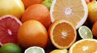 Разновидности цитрусовых фруктов