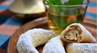 """Марокканская кухня: печенье """"лодыжки газели"""""""
