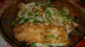 Рыба по-калининградски