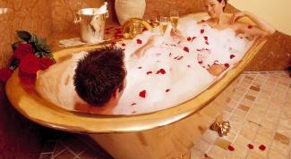 Как заниматься любовью в ванной